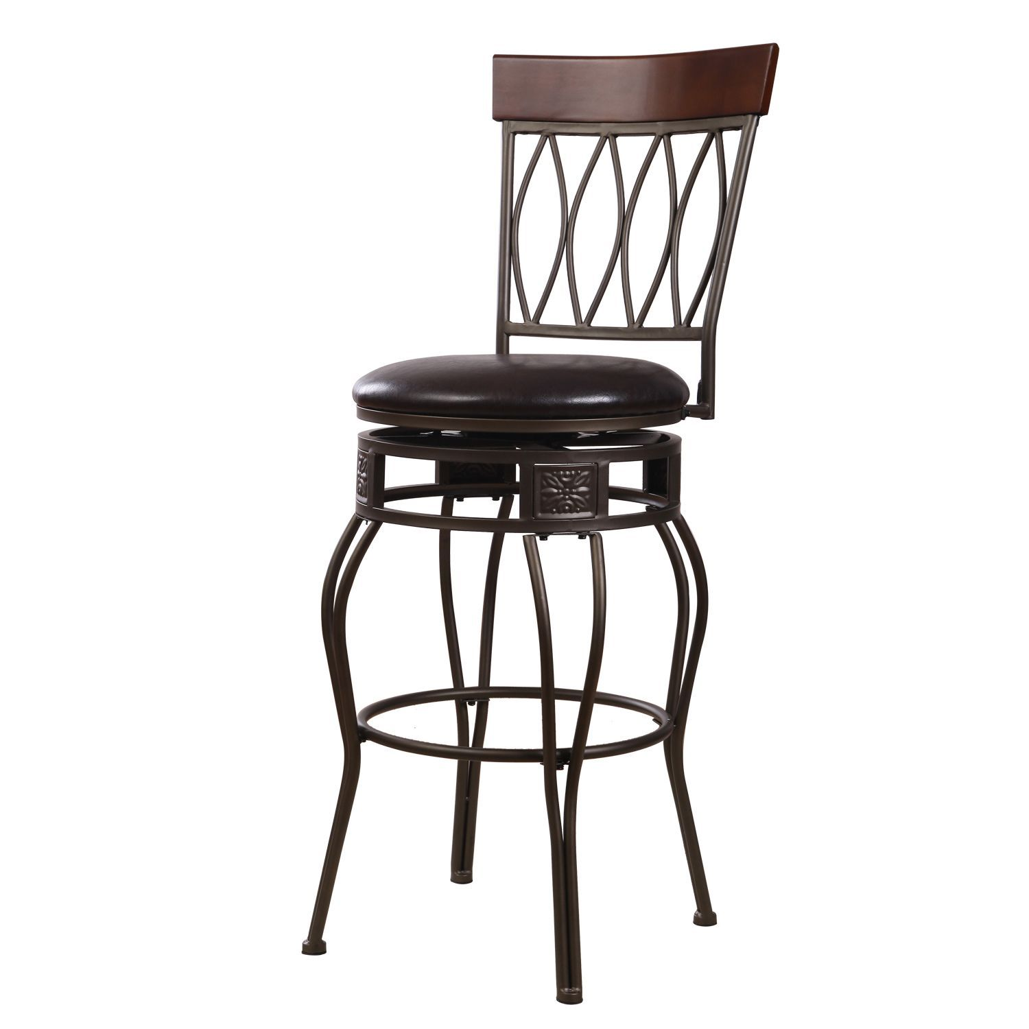 Patterned Bar Stools Awesome Inspiration Design