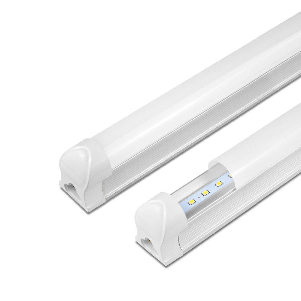V Shaped Integrated T8 Tube Bulb 8w 12w 220v 240v Led Wall Light Closet Cabinet Led Bar Lamp Light Replace Fluorescent Tu Fluorescent Tube Lamp Light Tube Lamp