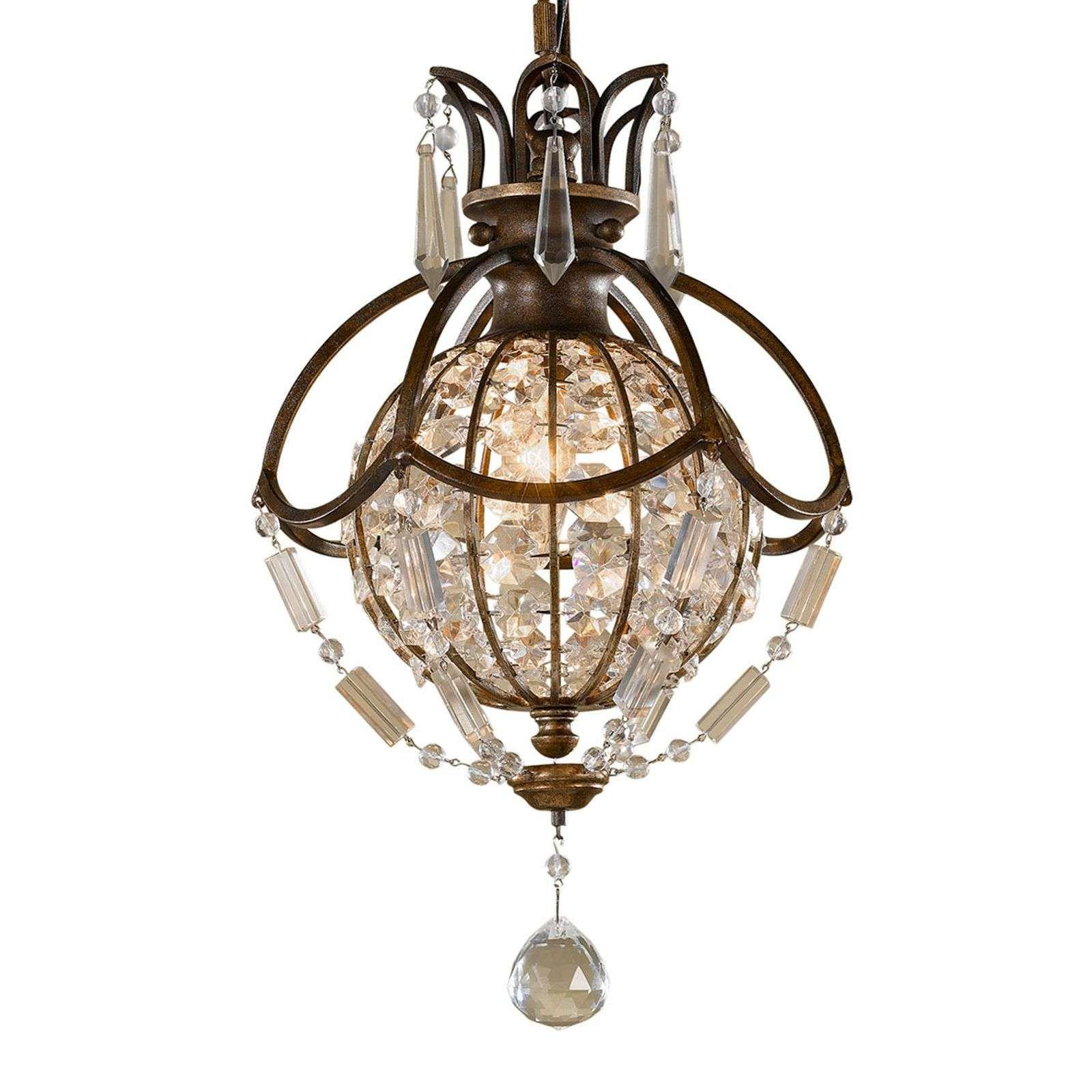 Jolie Suspension Bellini Hangeleuchte Bellini Kristall Lampe
