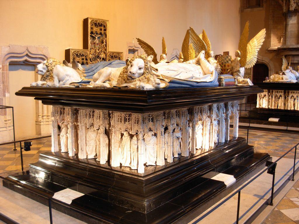 Tombeau de Jean sans Peur et Marguerite de Bavière, Musée des Beaux-Arts de Dijon