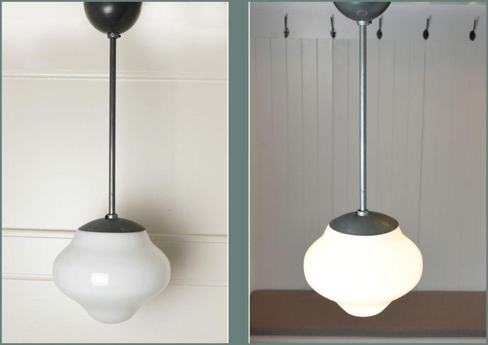 Vintage Deckenlampen Bauhaus Pendelleuchte Art Deco Deckenlampe