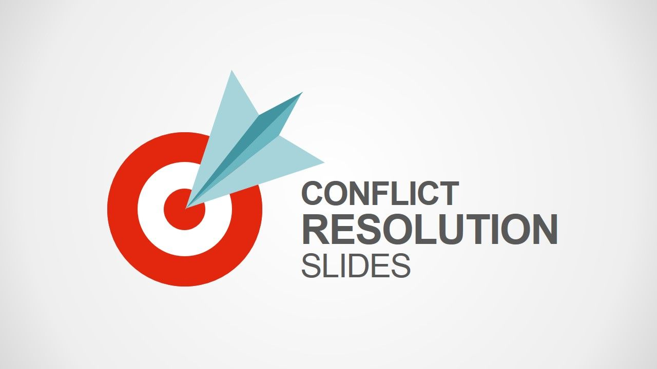 Conflict resolution powerpoint template conflict resolution and conflict resolution powerpoint template conflict resolution also known as reconciliation consists of the toneelgroepblik Images