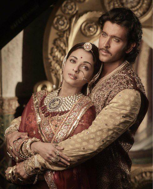 Hrithik Roshan And Aishwarya Rai Bachchan Jodhaa Akbar Aishwarya Rai Wedding Pictures Jodha Akbar
