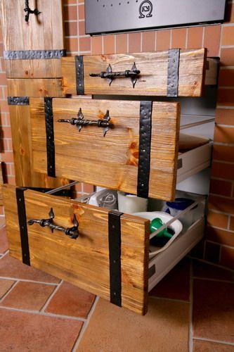 K che rustikal heinrich wohnraumveredelung kitchens pinterest k chen rustikal rustikal - Mobel heinrich kuchen ...