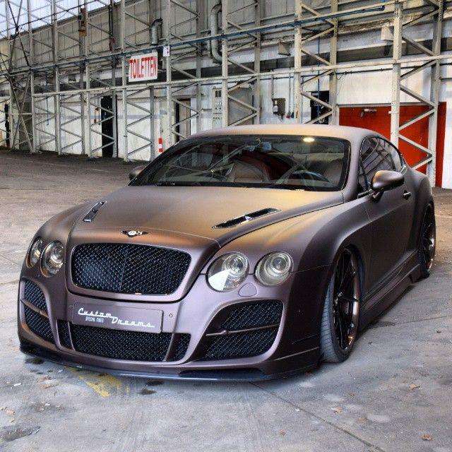 Bentley Photographs Technical Bentley Cars: Custom Dreams Bentley Continental GT