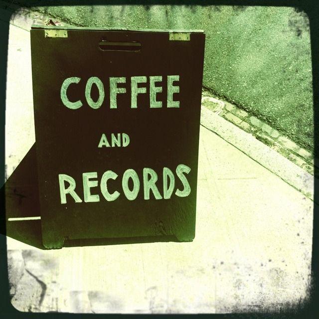 #coffeeandrecords