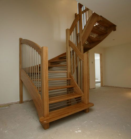 Best Open Winder Stairs Railings Google Search New 640 x 480