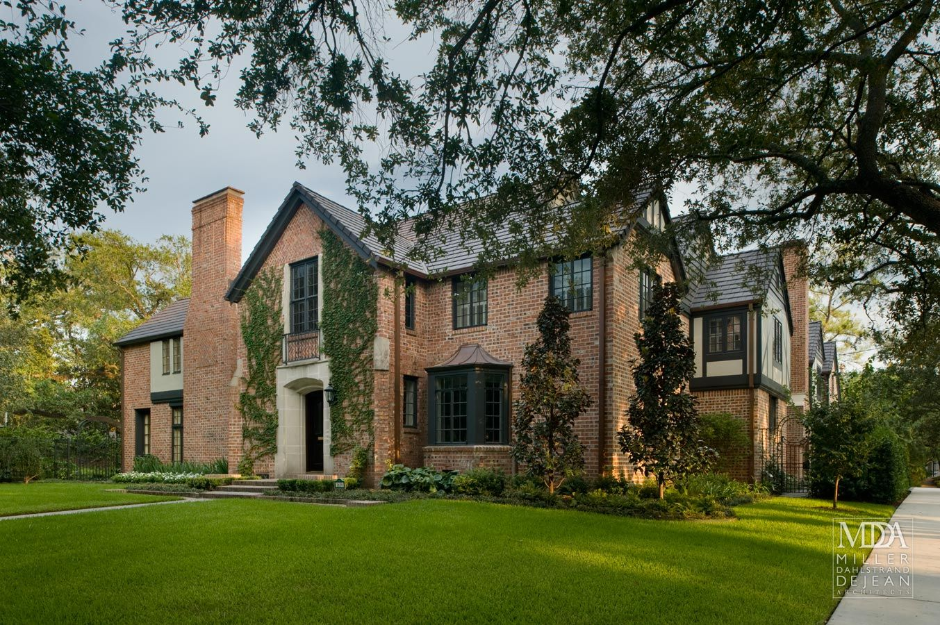 Miller Dahlstrand Dejean Architects Tudor Style HouseSouthamptonHouse