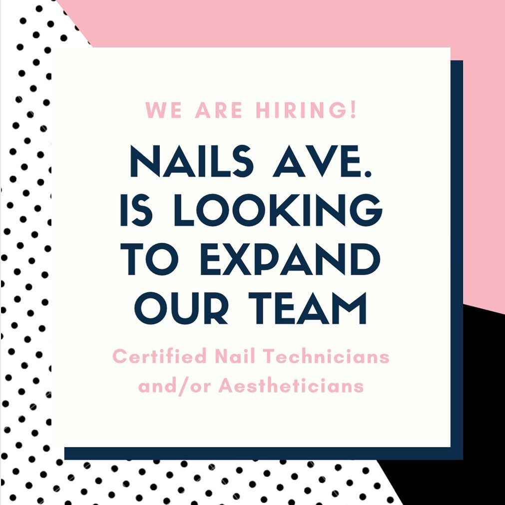 At Nails Ave. we provide a healthier alternative for nails