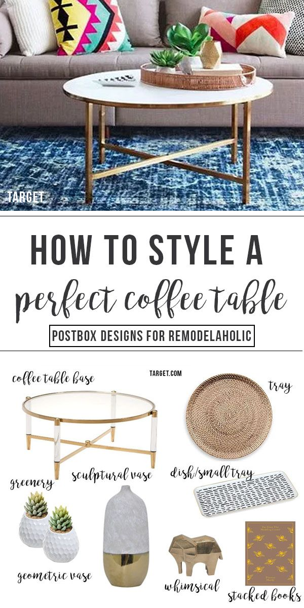 Decorating A Coffee Table Can Be Both Magazine Beautiful And