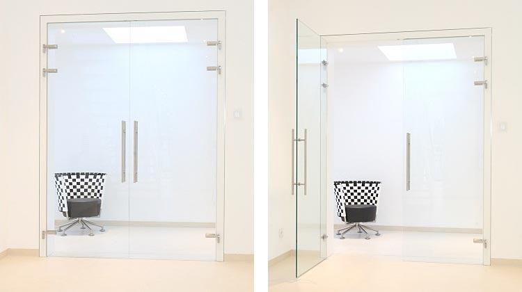 Bartels Modern Custom Interior Doors Door Hardware Modern Library Ladders And Shower Door Systems Made In Germa Glass Door Hinges Glass Door Glass Hinges