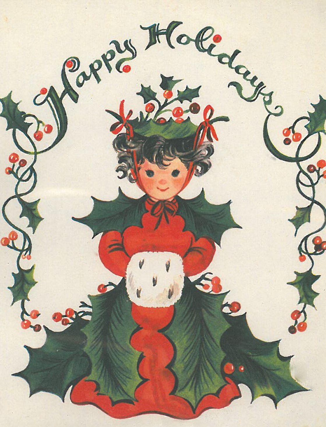Vintage christmas cards american greetings archives vintage vintage christmas cards american greetings archives m4hsunfo