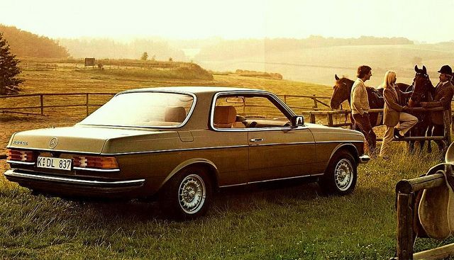 Mercedes benz 280ce w123 by auto clasico via flickr my for Mercedes benz lookers