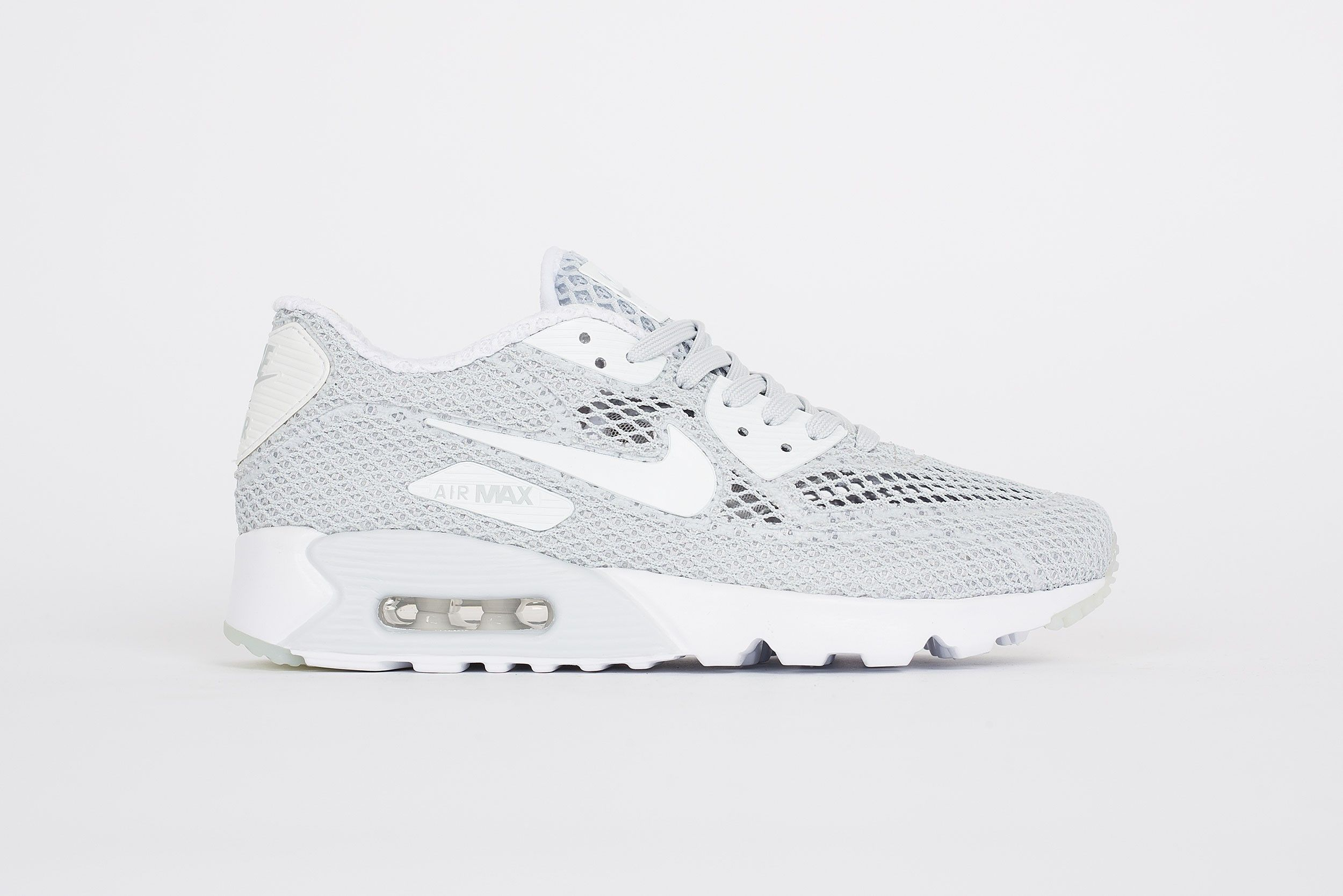 chaussures de séparation fecf0 fa956 150 Euro - Air Max 90 Ultra BR Plus QS (grey/ white) | Coole ...