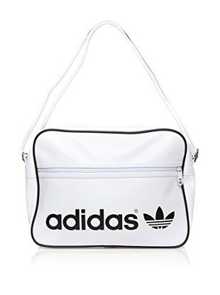 a8a160f6d9 adidas Borsa A Tracolla (Bianco) | Shoes & Bags Inspirations | Shoe ...
