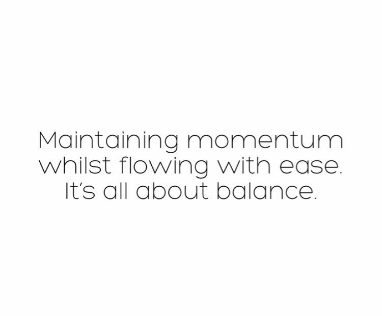 Momentum 🖤 . #joy #feelthejoy #feelthejoyquotes #willpower #mind #energy #mindset #vibration #health...
