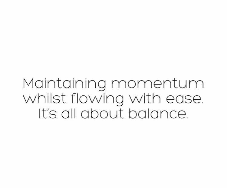 Momentum 🖤 . #joy #feelthejoy #feelthejoyquotes #willpower #mind #energy #mindset #vibration #health...