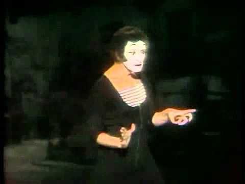 Marcel Marceau - The Tango Dancer