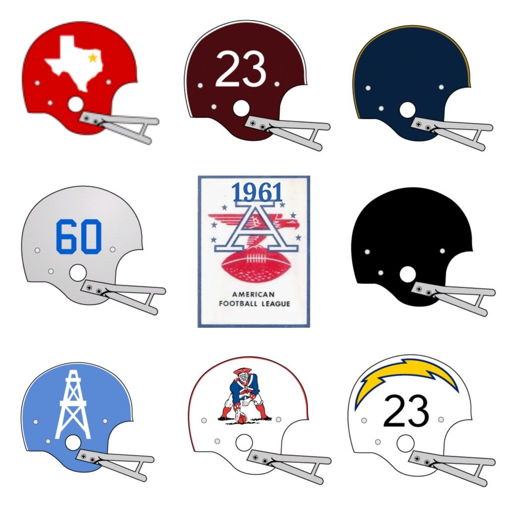 Dallas Texans Denver Broncos New York Titans Buffalo Bills
