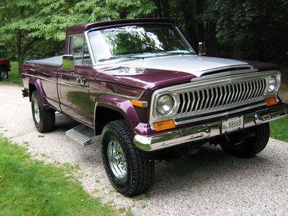1978 Jeep J10 Jeep Classic Truck Classic Jeeps