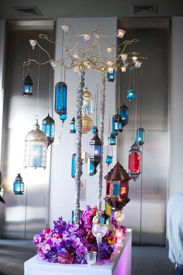 Moroccan Themed Wedding In Atlanta Shaunta And Tim Munaluchi