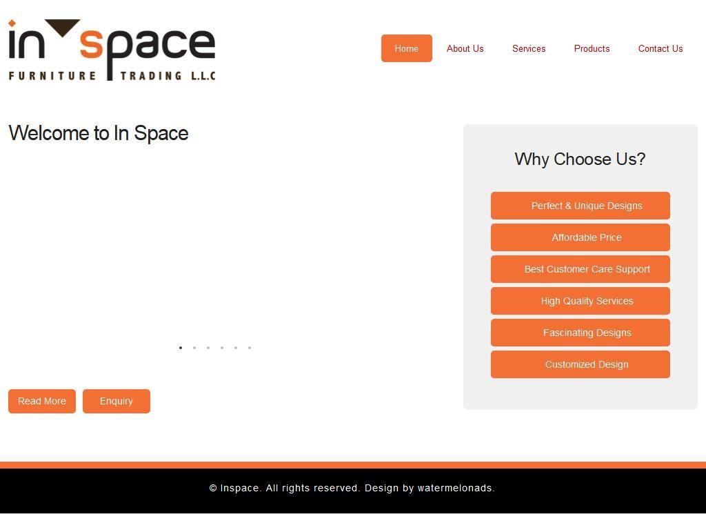 Inspace Furniture Trading, Llc 34, 43a Street G Floor, Shop
