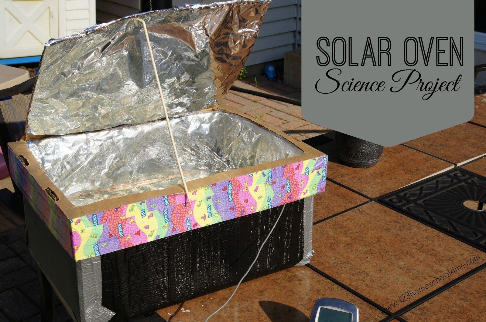 Workbooks solar energy worksheets for kids : Solar+Oven+Science+Project+for+Kids.jpg (1600×1062) | universo ...