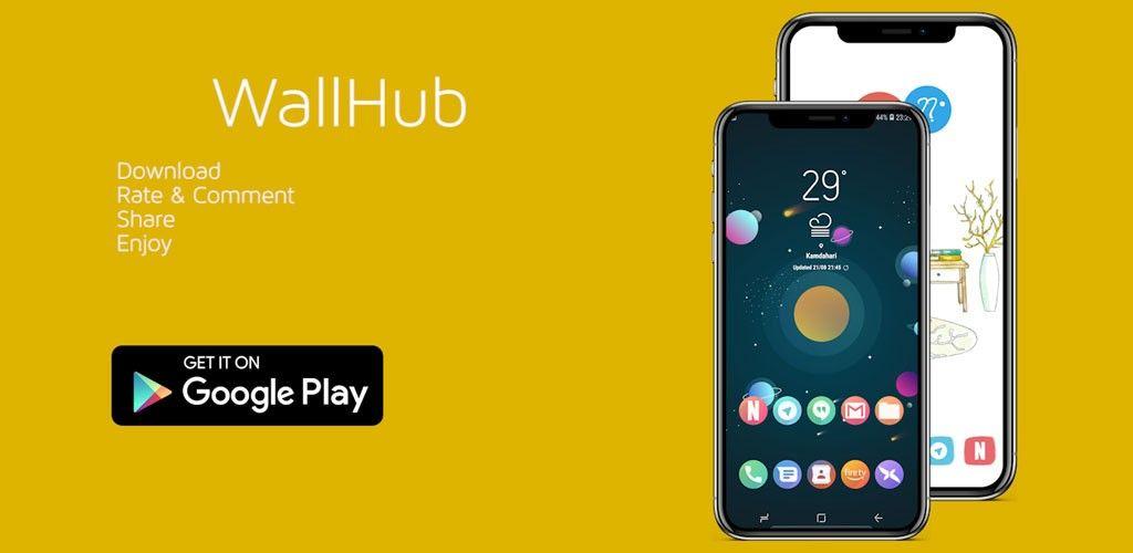 WallHub – Pro Wallpaper v2 3 8 Full Unlocked Paid APP Download Free