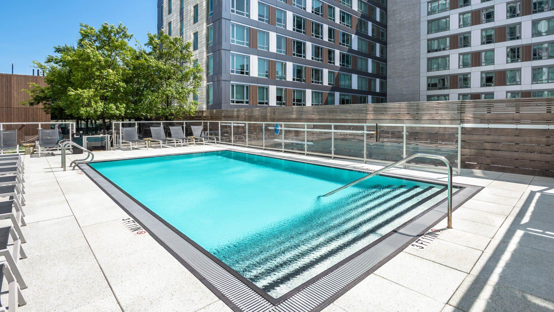 Troy Boston Apartments Boston Apartment Apartment Swimming Pools
