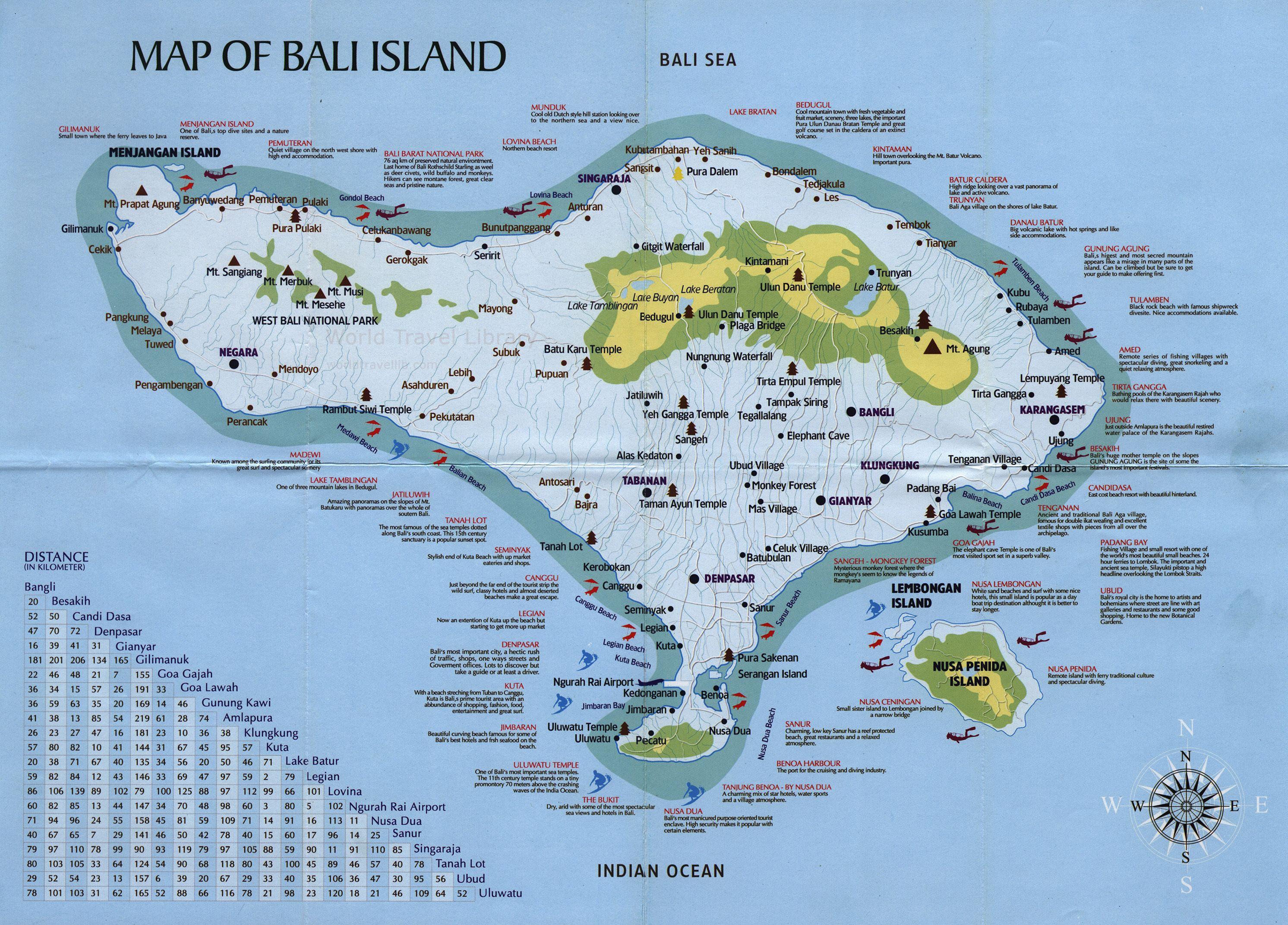 Bali Seminyak Map 2015 2 Indonesia Travel Brochures Map Travel Brochure Brochure