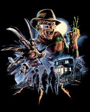 Fred's Dead - Midnight Madness [01417] - $18.00 : Horror T-Shirts : FRIGHT-RAGS, Horror Shirts