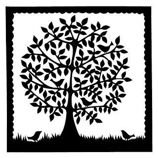 We Make London: Folkart Papercuts Designer Feature: