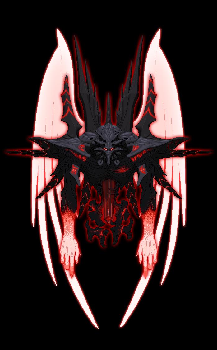 Amon Xel'naga god by etbtcross.deviantart.com on @DeviantArt