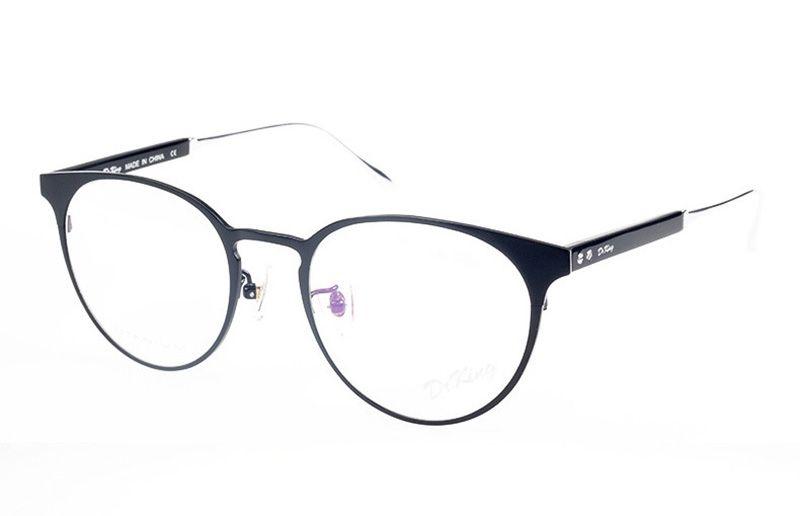 1a8addbf5aa 2017 new Fashion vintage gold eye glass wear man and women high quality  pure titanium optical