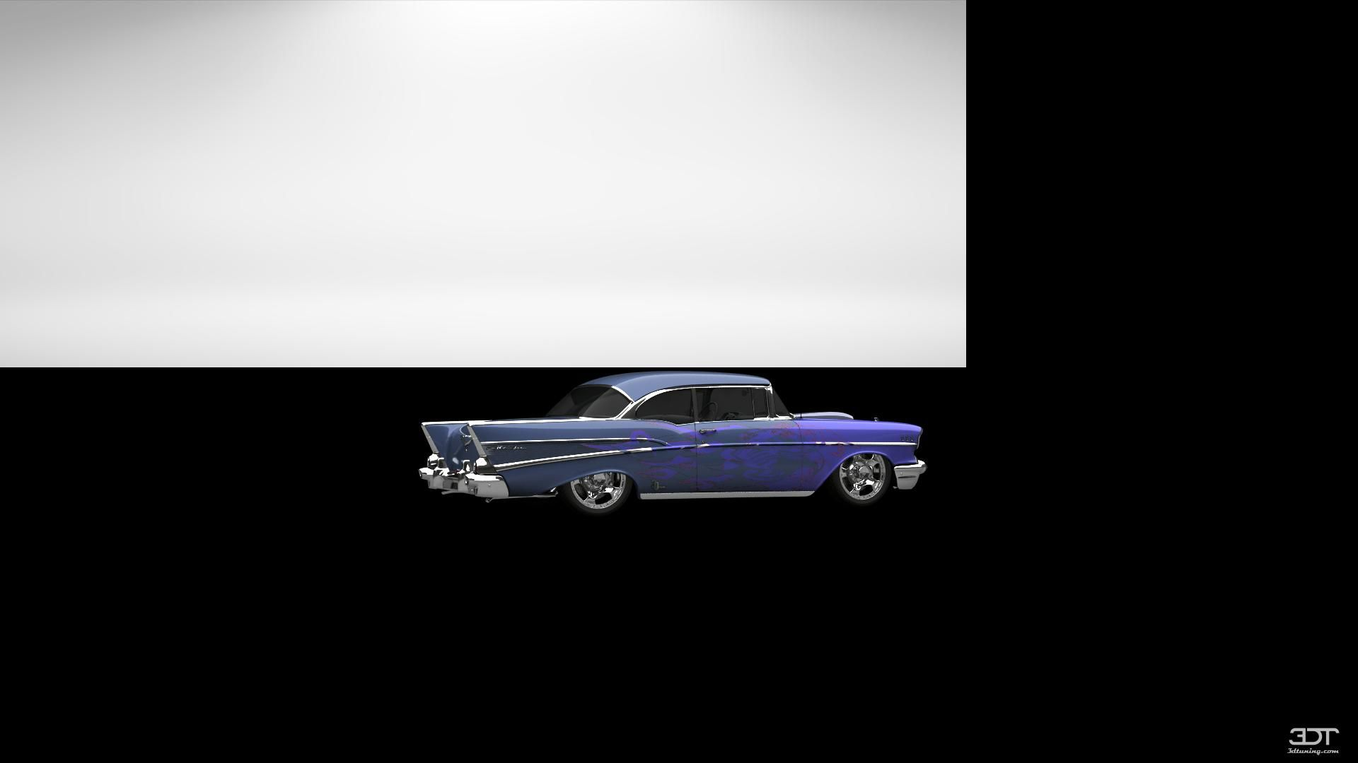 Checkout my tuning Chevrolet BelAir 1957 at 3DTuning 3dtuning