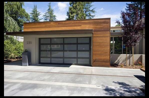 Top 60 Best Detached Garage Ideas Extra Storage Designs Flat Roof Garage Ideas Discover Spare S In 2020 Contemporary Garage Doors Wood Garage Doors Garage Design