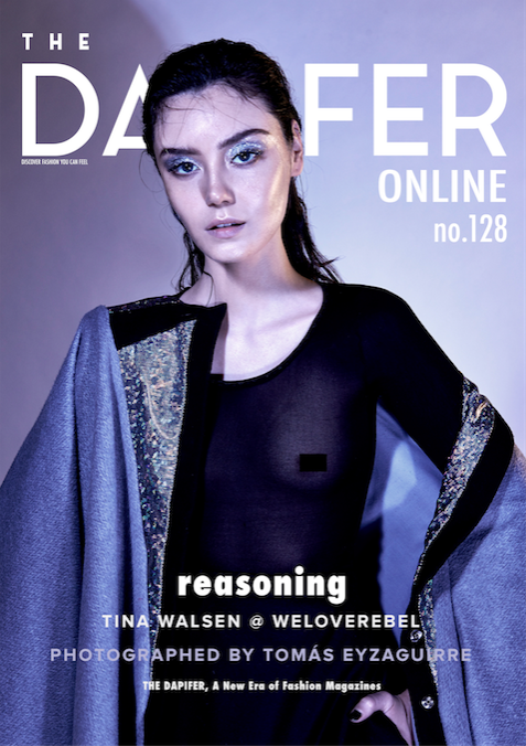 Photographer Tomás Eyzaguirre Captures the latest Collection from Emerging Designer Maria Pia Cornejo Starring Model Tina Walsen in Our Latest Fashion Edi Publicado 10 de junio de 2016 Escrito por Www. Facebook. Com/Thedapifer.