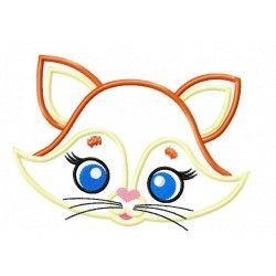 Fox Chica apliques Diseño