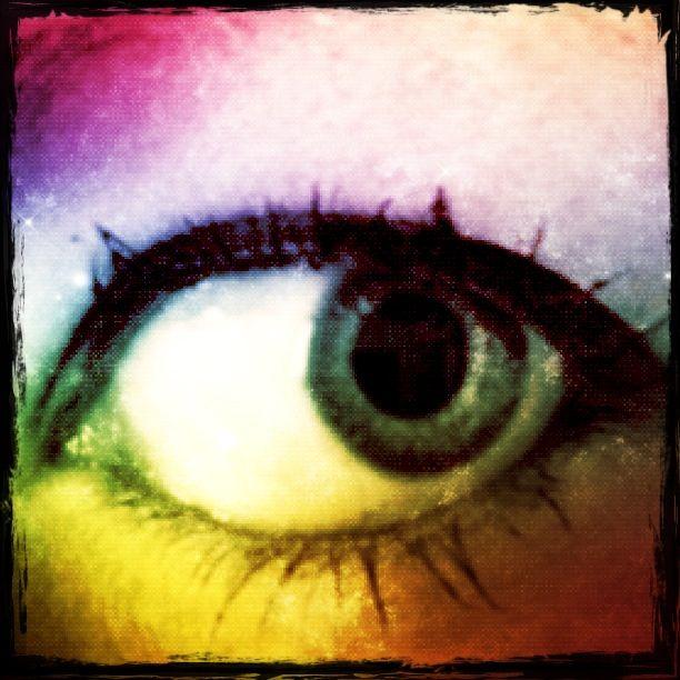 Keep one eye open...