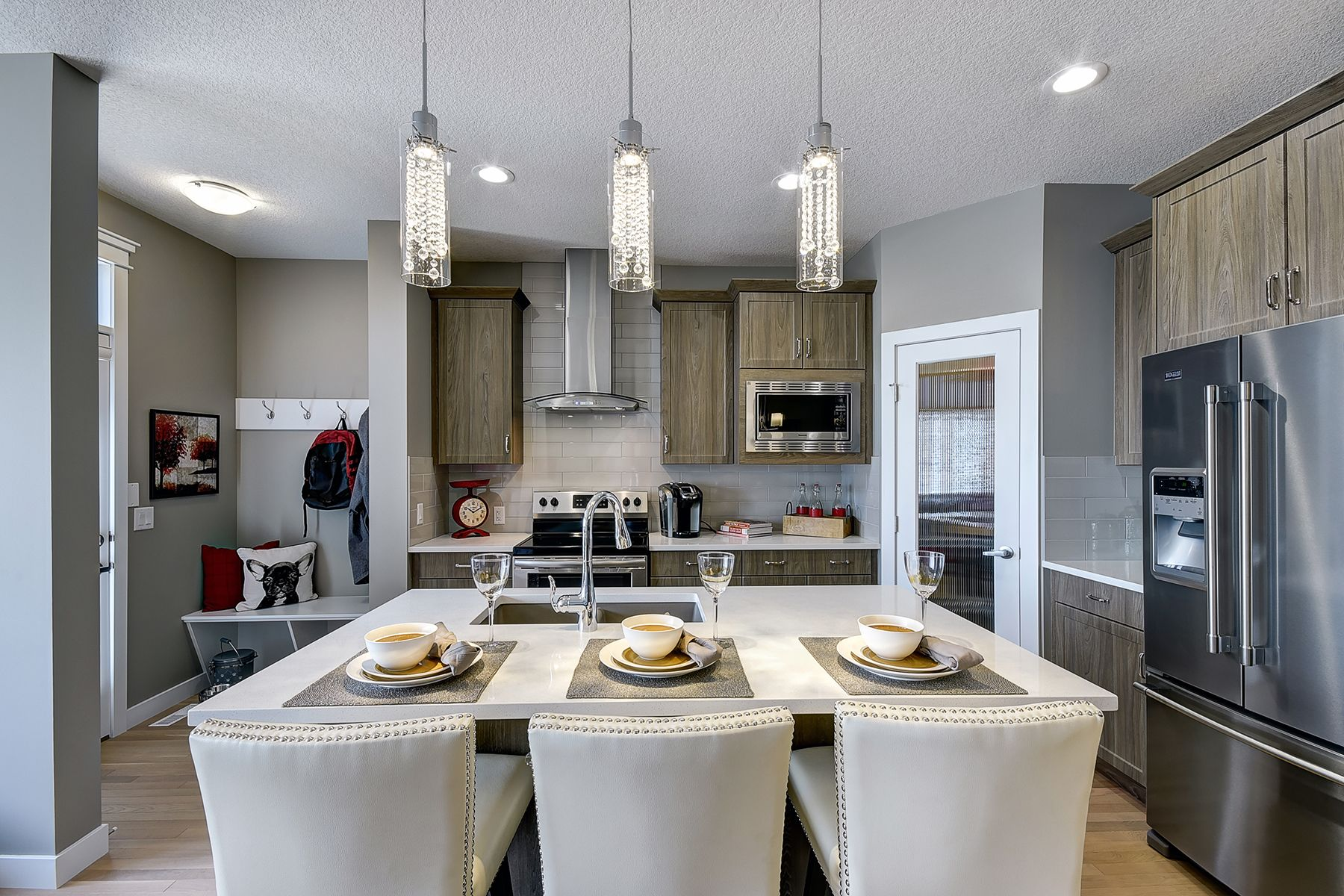 Open Concept Kitchen Dining And Living Open Concept Kitchen