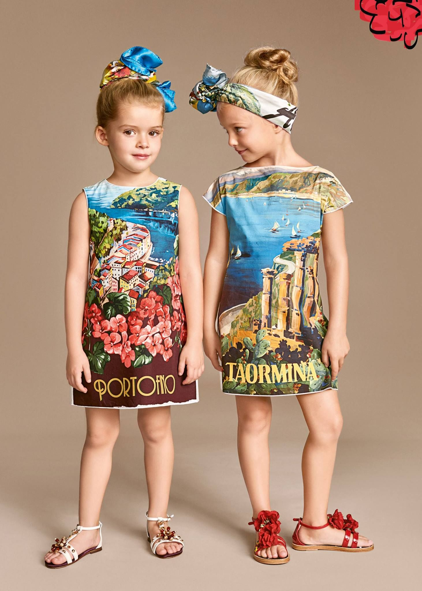 dc40ab995b Pin by RHIALEY Atilano on D&g   Dolce, gabbana kids, Kids outfits ...