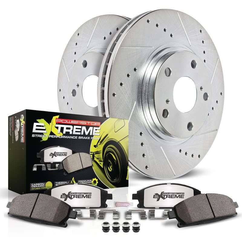 Performance Brake Upgrade Kits For Sport Utility And Daily