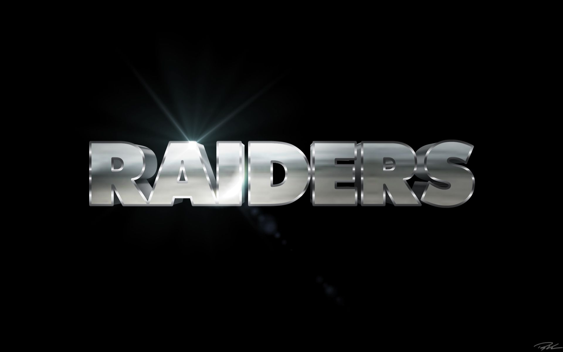 Oakland Raiders Screensavers | Free Raiders Wallpaper