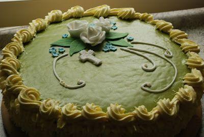 Strawberrymousse cake