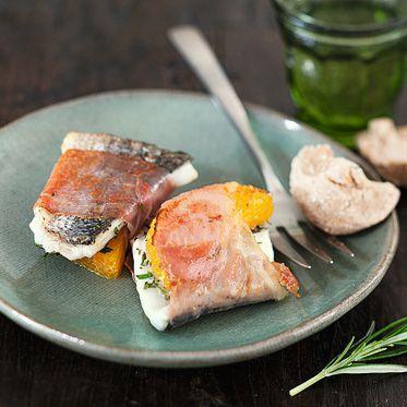 fisch saltimbocca rezept ab ins pf nnchen raclette rezepte pinterest fische fischfilet. Black Bedroom Furniture Sets. Home Design Ideas
