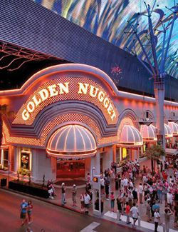 Draw A Royal Flush With This 1 Night Stay At The Golden Nugget