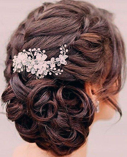 peinados faciles paso a paso, preciosos ejemplos de peinados novia trenzados, m…