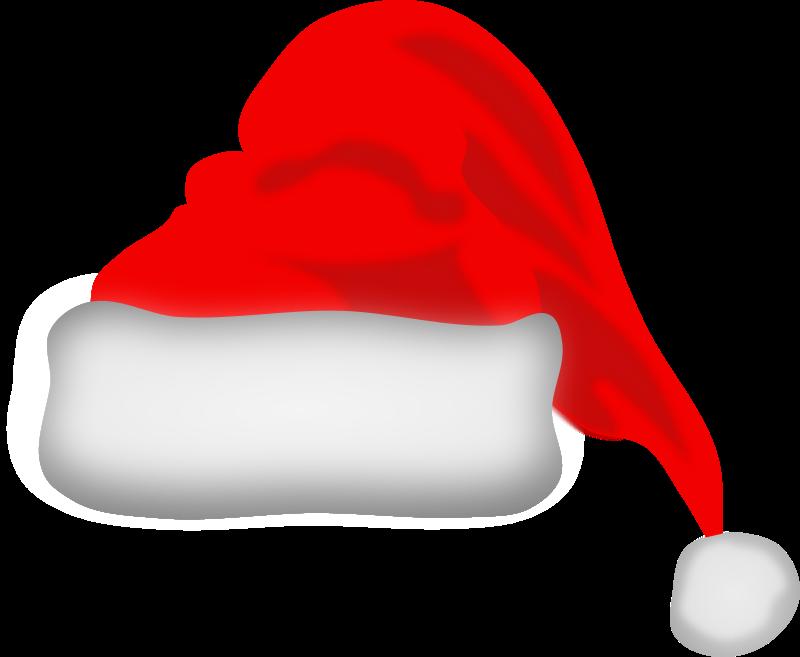 Santa Hat Clipart Christmas Clipart Free Xmas Clip Art Free Clip Art