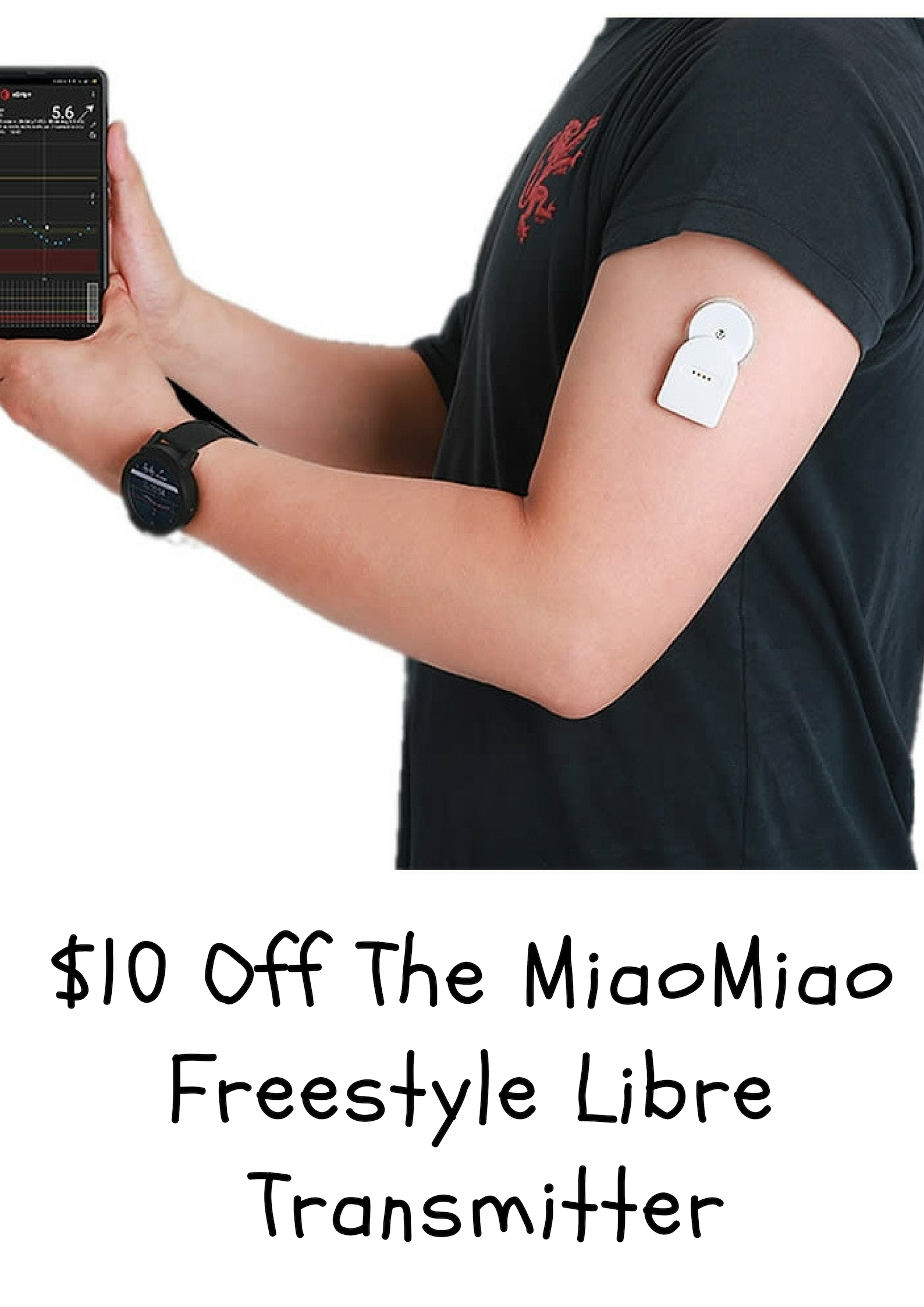 Freestyle Libre Transmitter 10 OFF The MiaoMiao