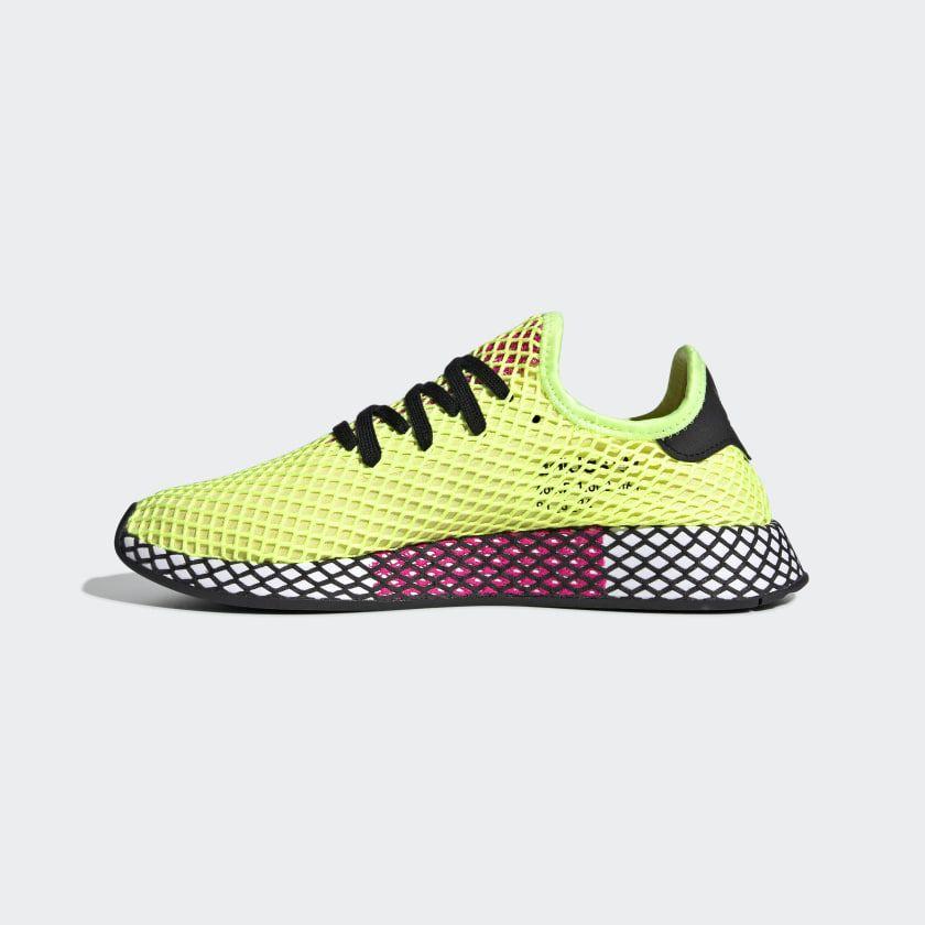 Deerupt Runner Shoes Yellow 10 Mens in 2019   Shoes